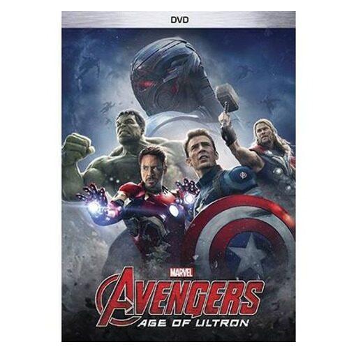 Marvel Avengers Age Of Ultron - DVD