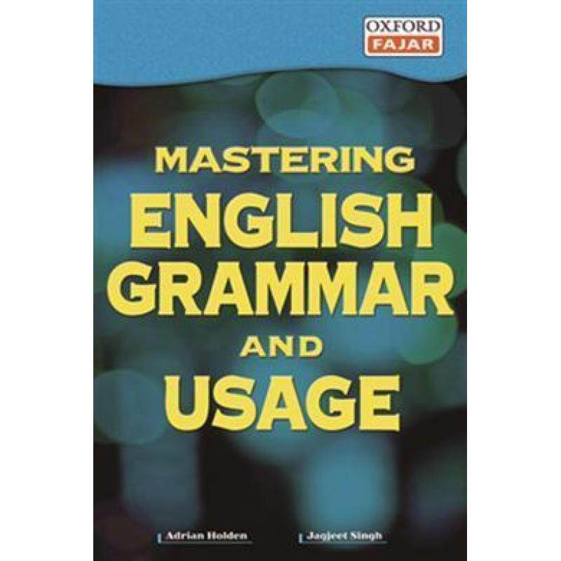 Mastering English Grammar and Usage Malaysia