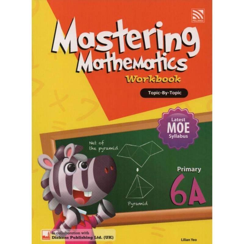 Mastering Mathematics Workbook Primary 6A Malaysia