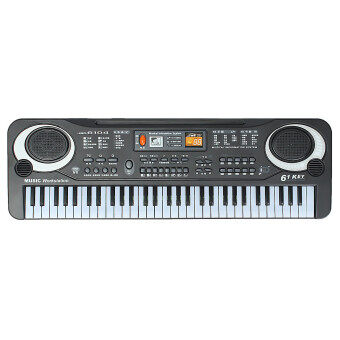 Media, Music Books Portable Keyboards 61 Keys Digital MusicElectronic Keyboard Key Board Gift Electric Piano Organ