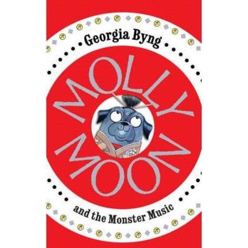 Molly Moon And The Monster Music 9780230762985 Malaysia