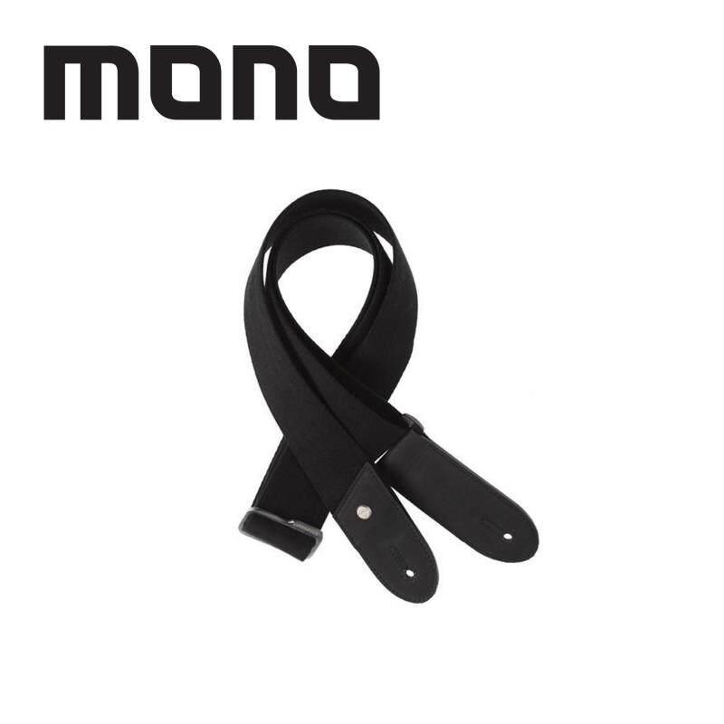 Mono M80 Doolittle Guitar Strap - Black Malaysia
