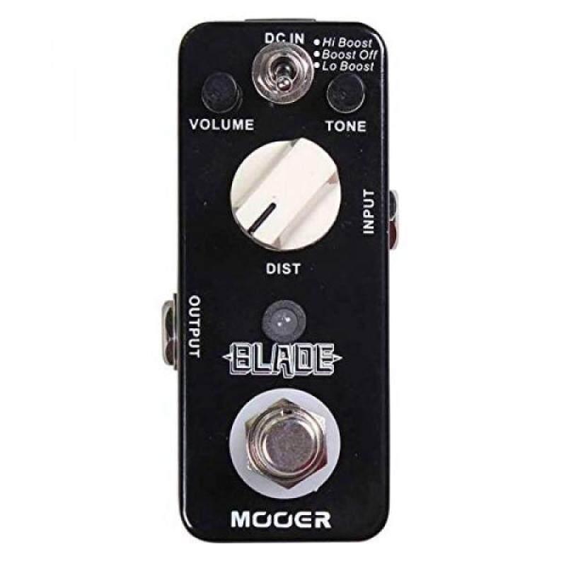 Mooer Blade, metal distortion micro pedal Malaysia