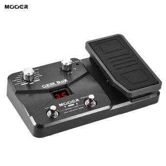Harga MOOER GEM BoX Guitar Multi-effects Processor Effect Pedal Supports Tuning Function With Expression Pedal Storing Mode