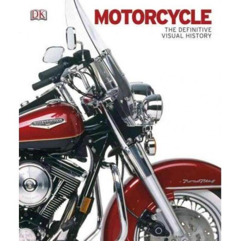 Motorcycle : The Definitive Visual History 9780756690526 Malaysia