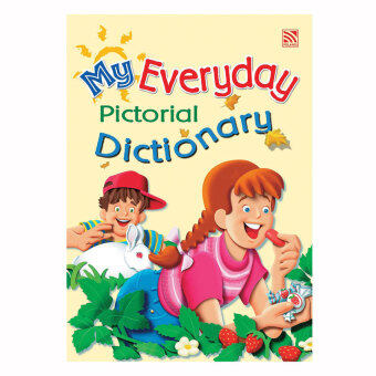 Harga My Everyday Pictorial Dictionary