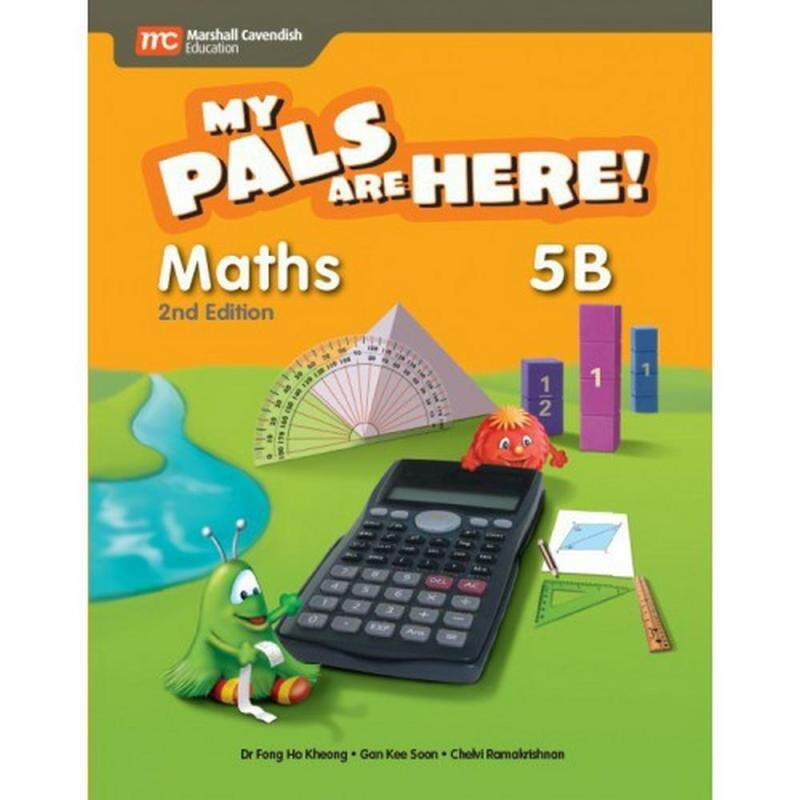 My Pals Are Here! Maths 5B Pupils Book 2nd Edition - ISBN : 9789810109783 Malaysia
