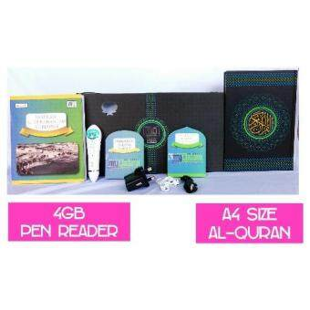 Harga MY QALAM SMART PEN AL-QURAN PLUS PACKAGE