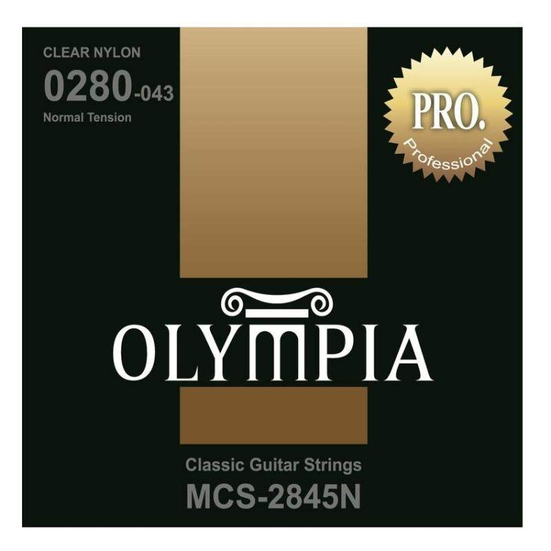 OLYMPIA MCS-2845N PROFESSIONAL CLASSICAL GUITAR STRING NORMAL TENSION Malaysia