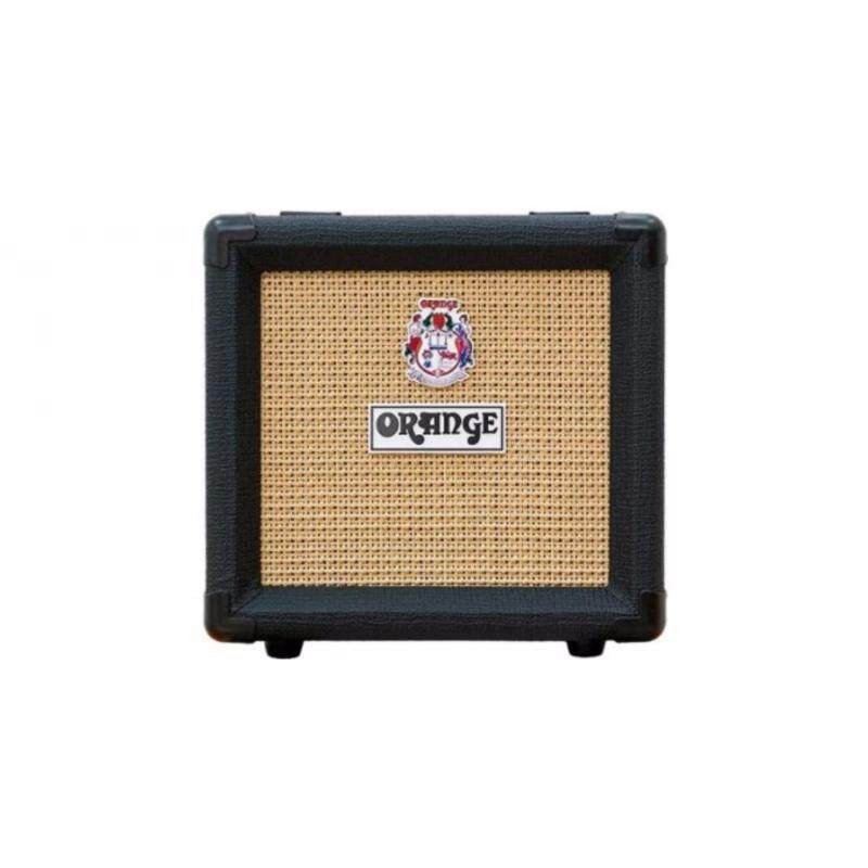 Orange PPC108 1 x 8 Guitar Speaker Cabinet (Black) Malaysia