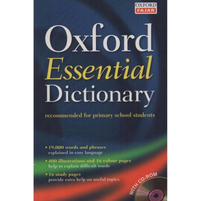 Oxford Fajar New Malaysian Learners ENGLISH Dictionary Second Edition Malaysia