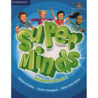 Harga Pan Asia Super Mind Student's Book 1