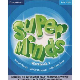 Harga Pan Asia Super Mind Student's Workbook 1