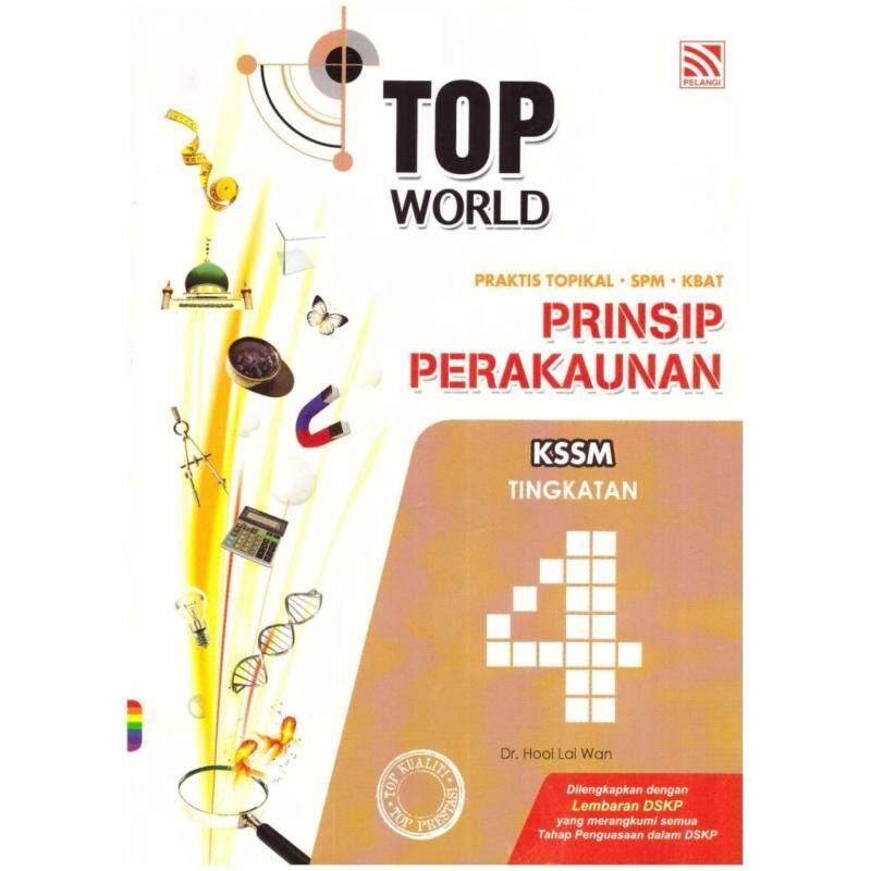 Pelangi Top World Prinsip Perakaunan KSSM Tingakatan 4 Malaysia