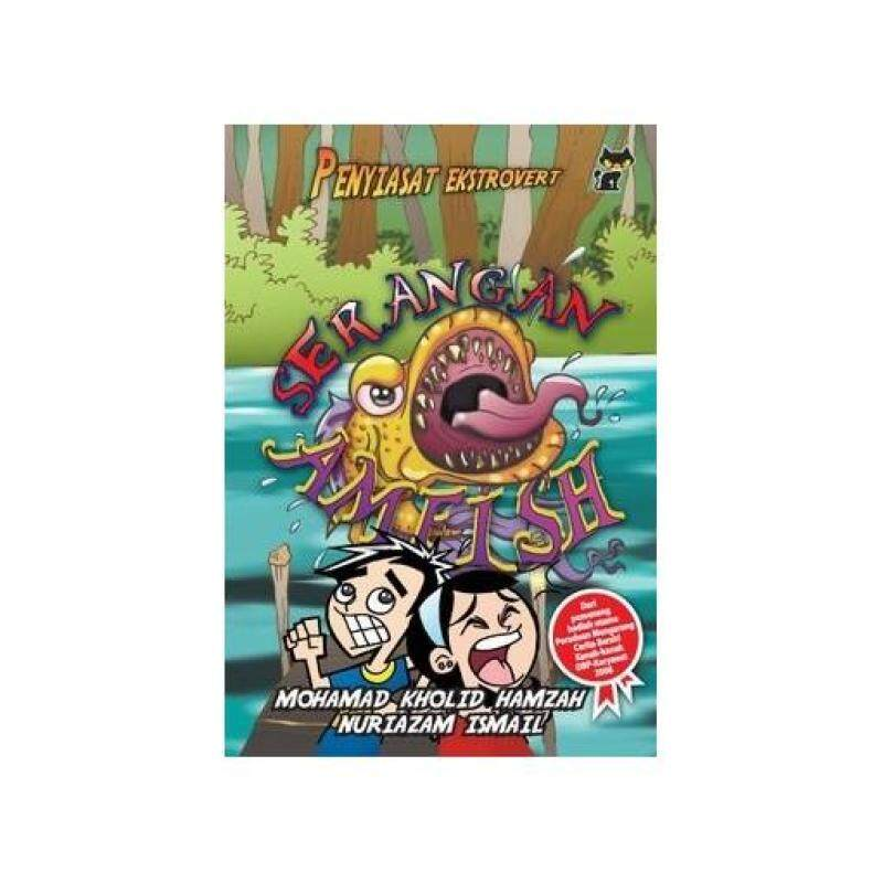 Penyiasat EkstrovertSerangan Amfish 9789833653263 Malaysia