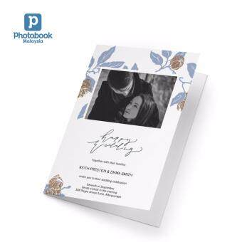 Photobook Malaysia 1 Personalised Jumbo Greeting Card
