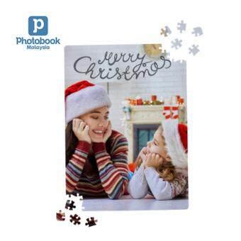 "Photobook Malaysia 8\"" x 12\"" Photo Puzzle"