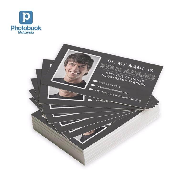 Photobook Malaysia Business Card, 100 pcs (1 Design) Malaysia