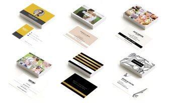 Photobook Malaysia Business Card 200 pcs (1 Design)