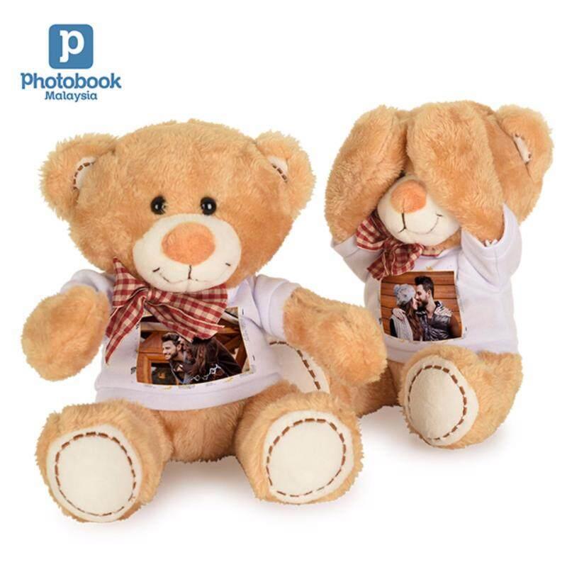 Photobook Malaysia Personalised Couple Teddy Bear Malaysia