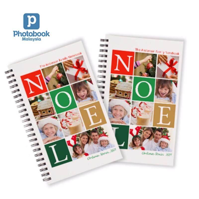 Photobook Malaysia Personalized Notebook 5x8 - 2 Identical Copies Malaysia