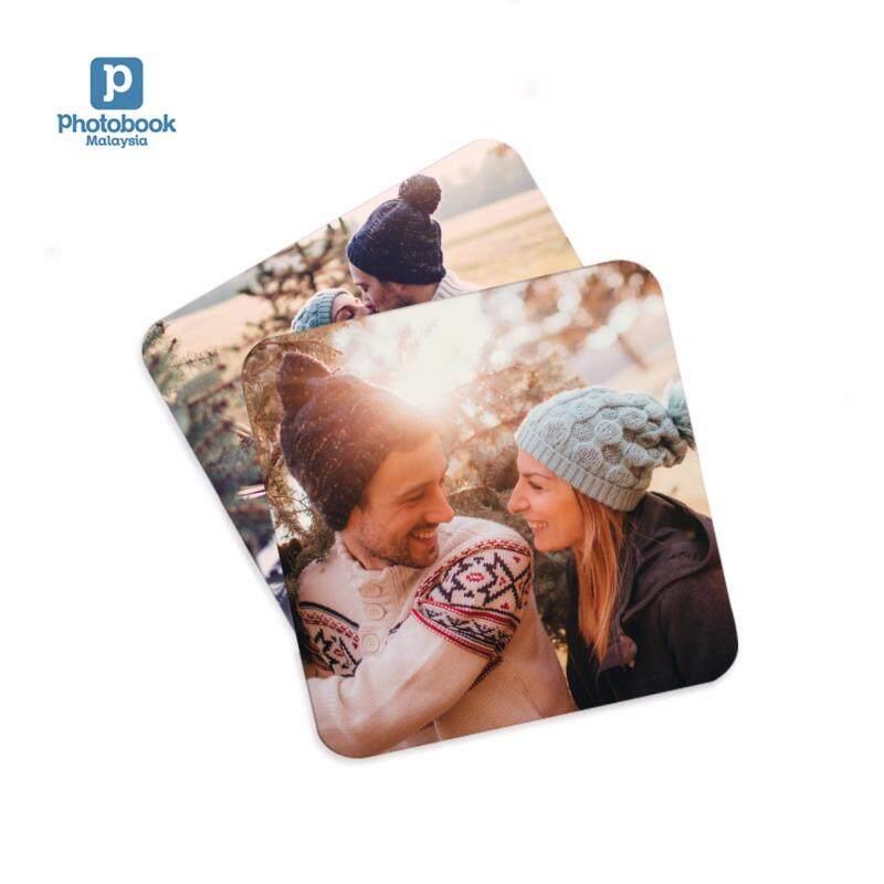 Photobook Malaysia Set of 2 Coasters Malaysia