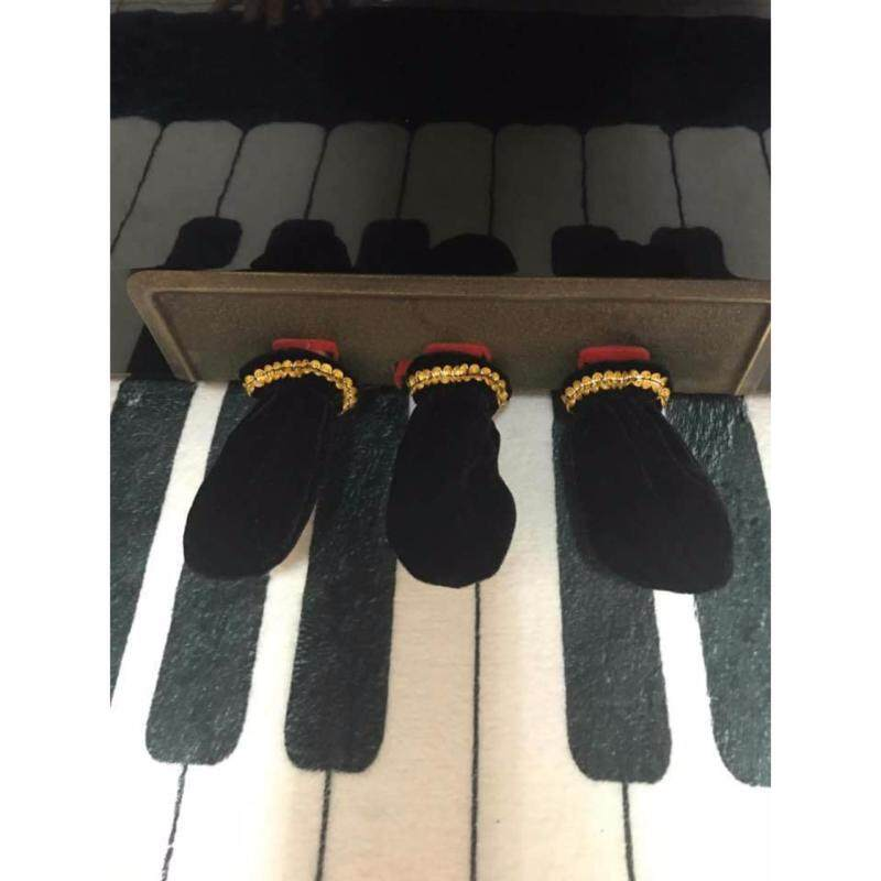 Piano Pedal Cover (3 pieces a set) Malaysia
