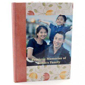 Pixajoy Photobook: 11'' x 8'' Cool Image Wrap Hardcover Photo Book, 40 Pages