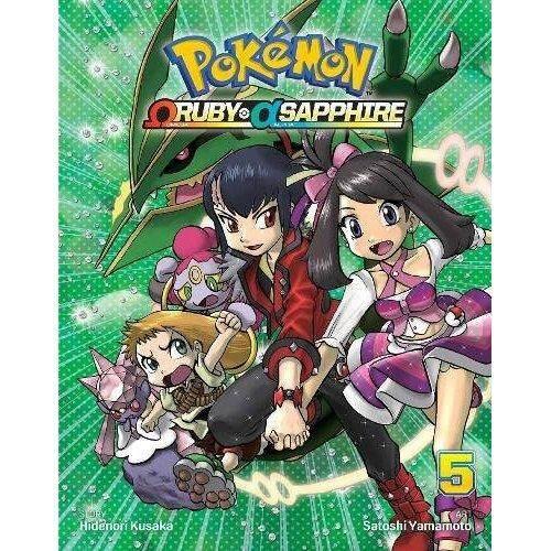 Pok?mon Omega Ruby Alpha Sapphire Vol. 5 (Pokemon) - intl