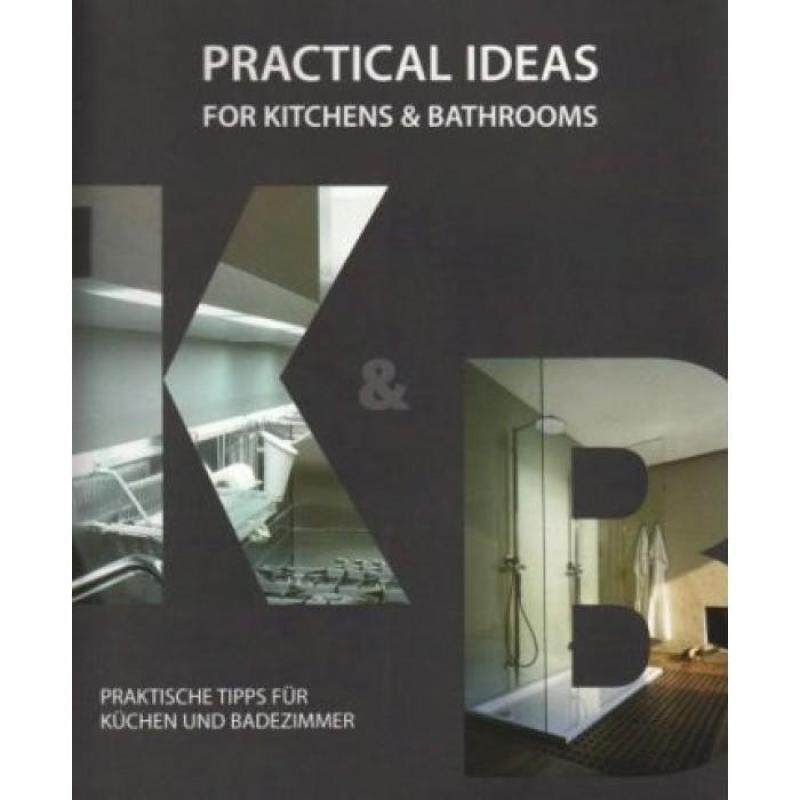 Practical Ideas for Kitchens and Bathrooms 9788496936898 Malaysia