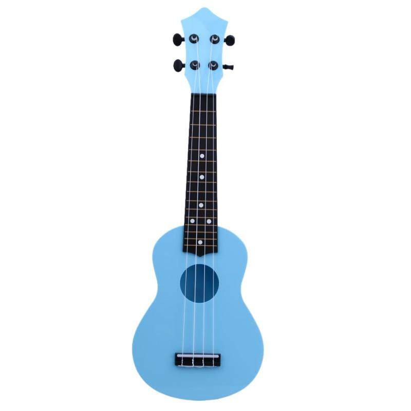 Professional 21 Acoustic Ukulele Musical Instrument  High Quality(blue) Malaysia