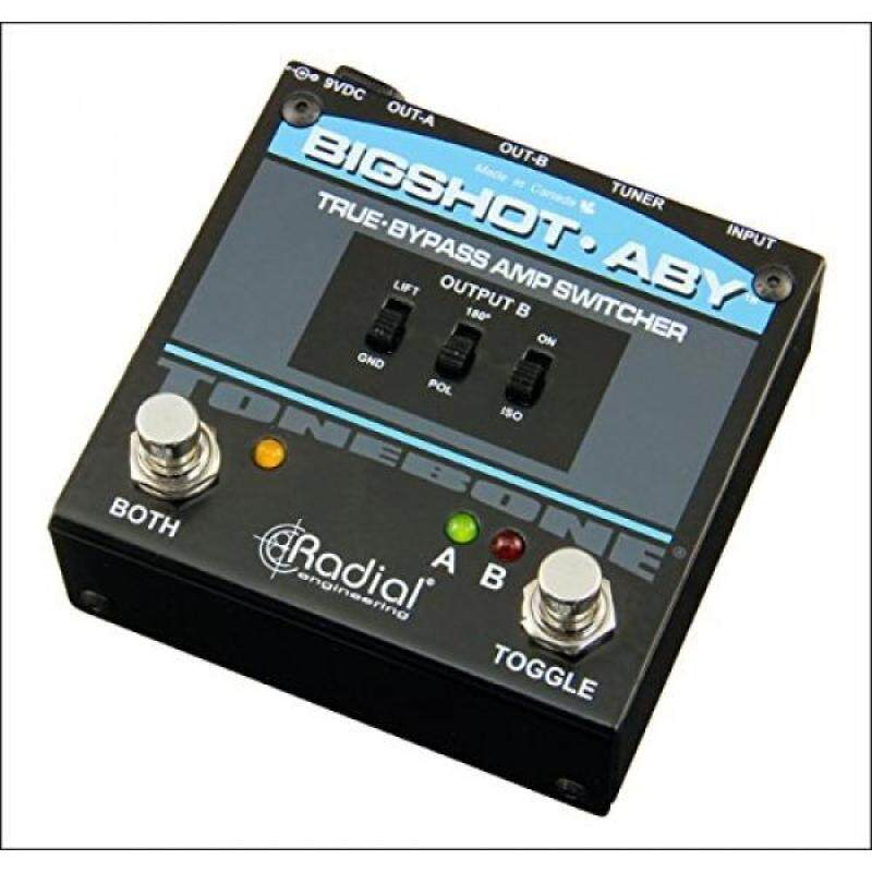 Radial BigShot ABY True Passive Switcher Malaysia