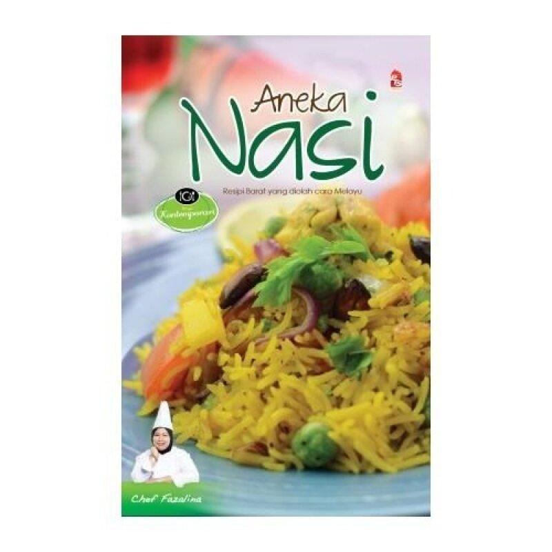 Resipi Kontemporari: Aneka Nasi (C245) Malaysia