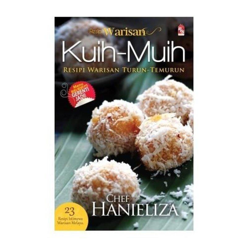 Resipi Warisan - Kuih Muih (C227) Malaysia