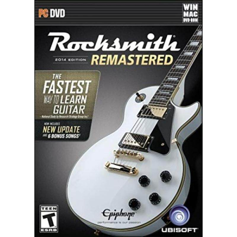 Rocksmith 2014 Edition Remastered - PC Standard Edition Malaysia