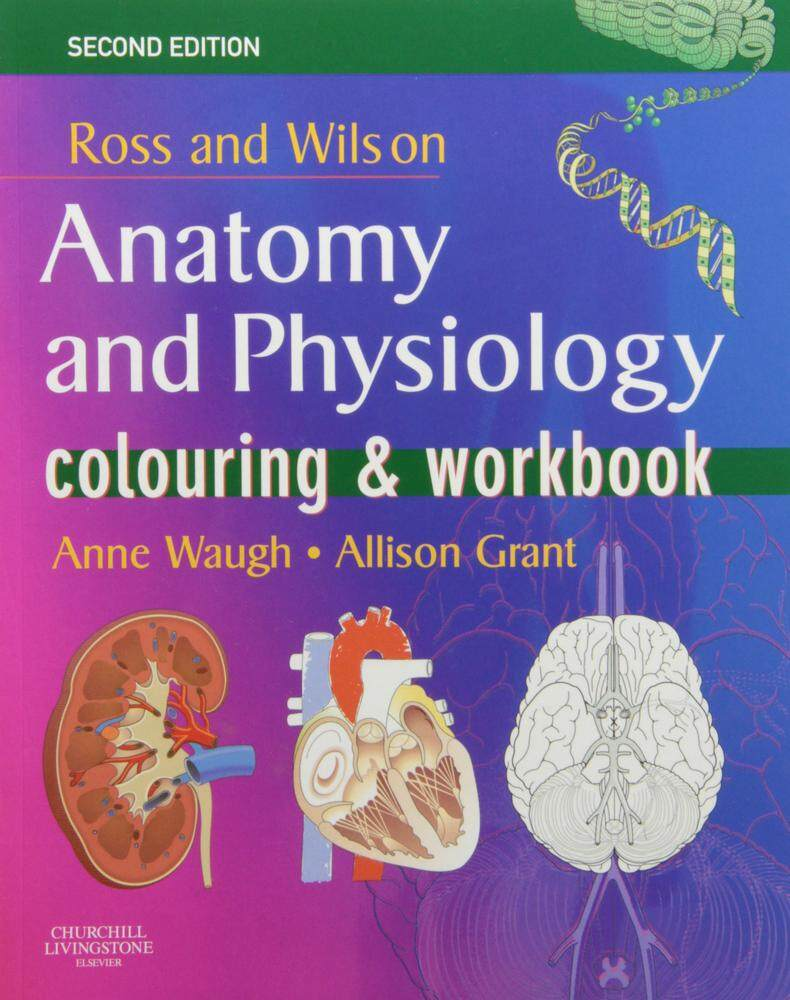 Niedlich Anatomy And Physiology Ross And Wilson Ideen - Physiologie ...