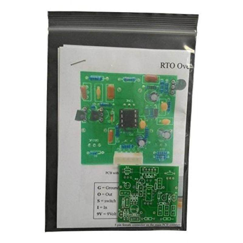 RTOx Ovedrive DIY pedal - PCB only Malaysia