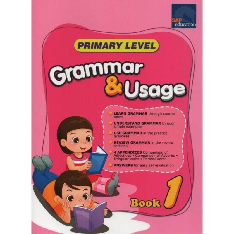 SAP Primary Level Grammar & Usage Book 1 Malaysia