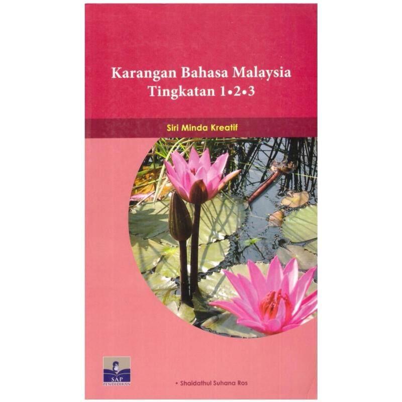SAP Siri Minda Kreatif Karangan Bahasa Malaysia Tingkatan 1.2.3 Malaysia