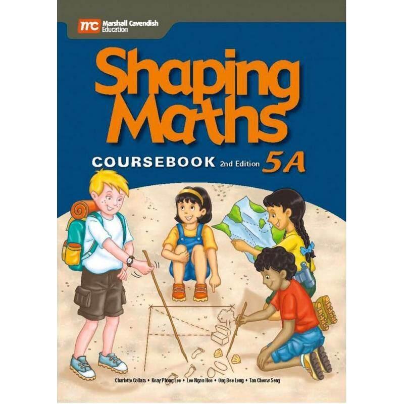 Shaping Maths Coursebook 5A - ISBN : 9789810109639 Malaysia