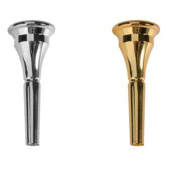 Sliver / Gold Alloy French Horn Mouthpiece for Yamaha Bach ConnKing French Horn Instrument Accessories