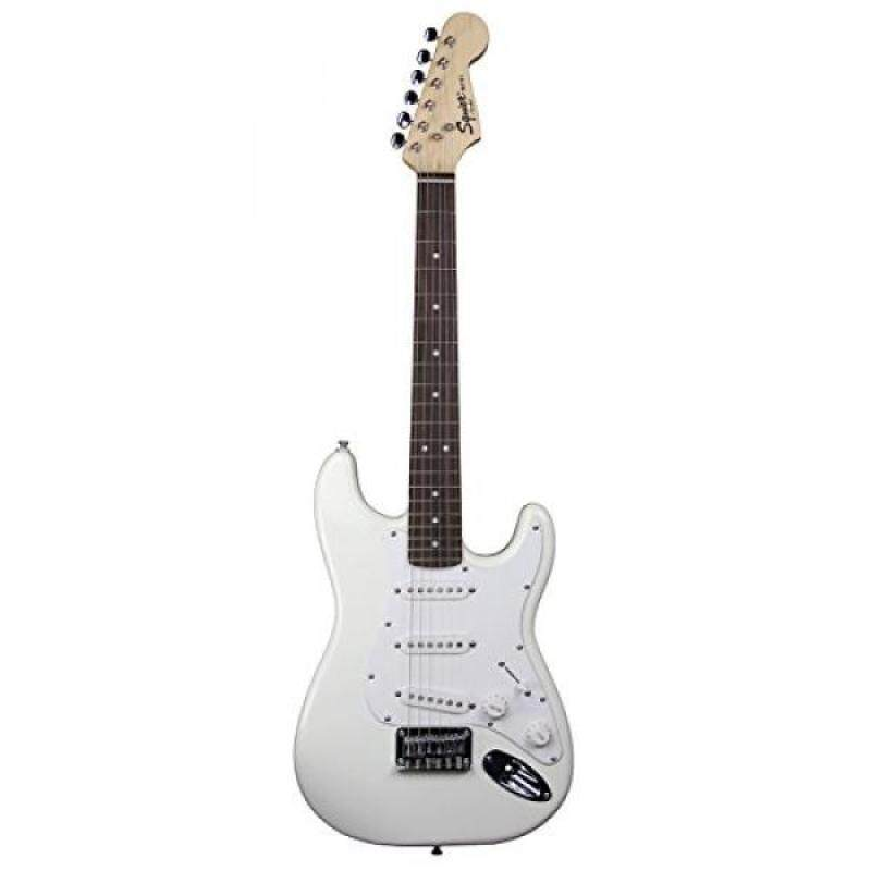 Squier by Fender Mini Strat Electric Guitar with Rosewood Fretboard - Arctic White Malaysia
