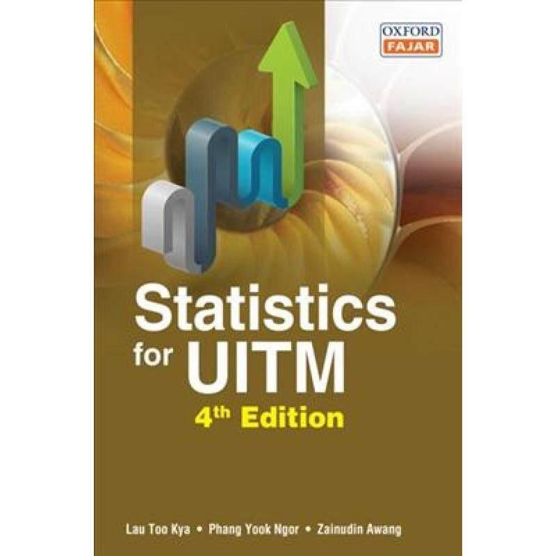 Statistics for UiTM, 4E Malaysia