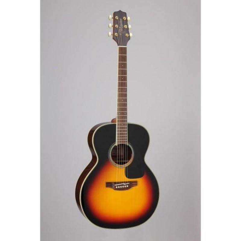 Takamine Acoustic Guitar GN51Brown Sunburst NEX Body, SOLID SPRUCE TOP Malaysia