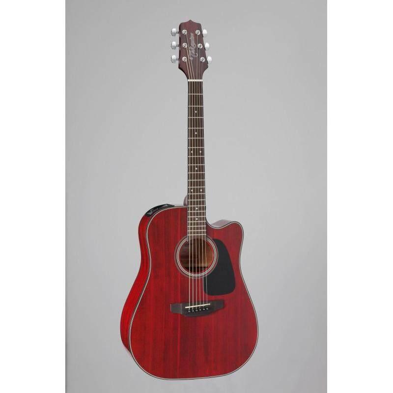 Takamine Semi Acoustic Guitar ED2DC WR /Dreadnought Cutaway / Spruce Top/Mahogany B&S/ TP-E Preamp Malaysia