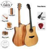 "Takla M320C Acoustic Guitar 41"" (FREE Padded Bag & Picks) (Dreadnought)"