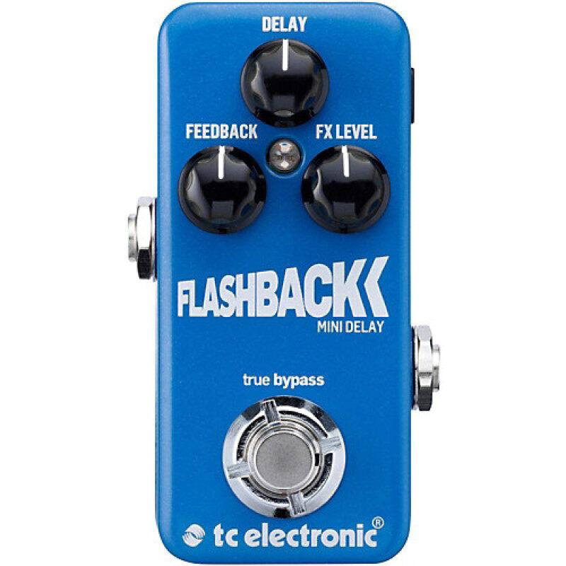 TC Electronic Flashback delay guitar effect pedal Malaysia