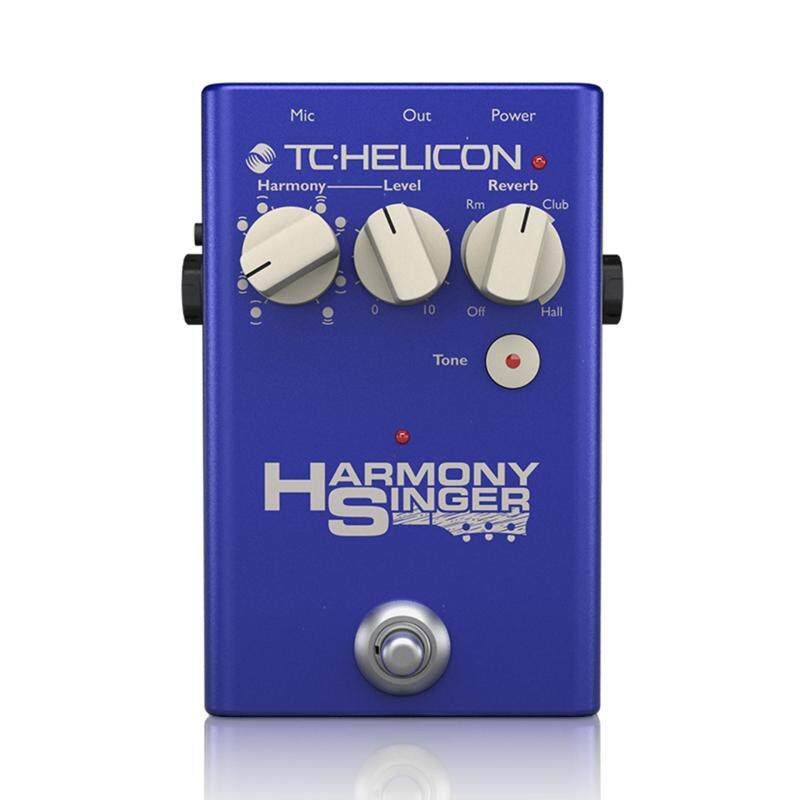 TC-Helicon Harmony Singer 2 Vocal Effects Pedal Malaysia