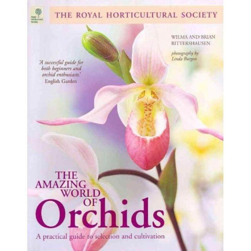 The Amazing World Of Orchids 9781844009398 Malaysia