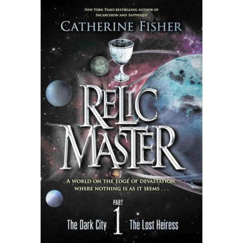 The Dark City and The Lost Heiress (Relic Master Part 1) 9780142426876 Malaysia